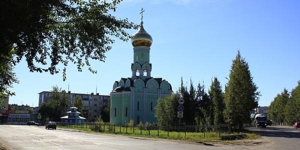 Современный Новодвинск