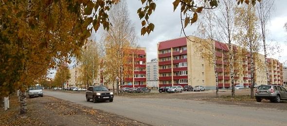 Фото города Мирный