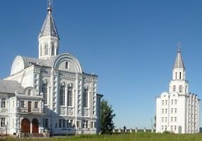 Церковь Лонгина Коряжемского в Николо-Коряжемском монастыре