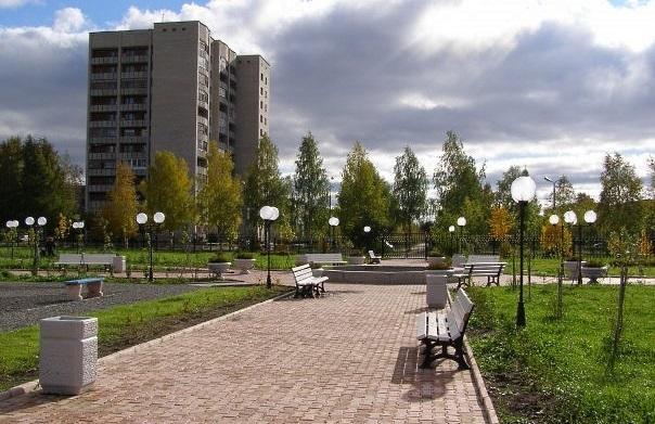 фото города коряжма