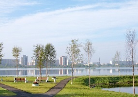 Северодвинск - Театральное озеро