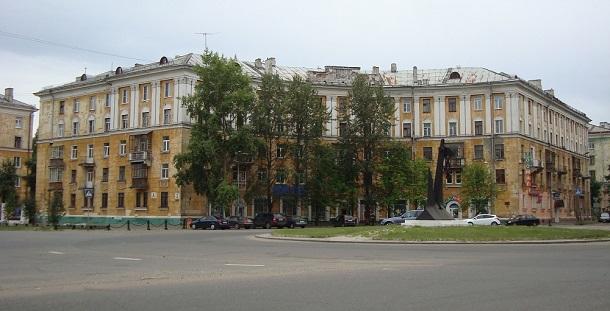 Город Северодвинск