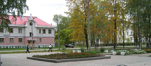 История города Котласа