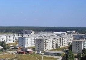 Плесецк - посёлок городского типа