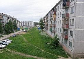 Североонежск - посёлок городского типа