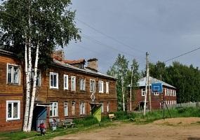 Березник - посёлок городского типа