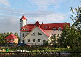 Урдома - посёлок городского типа