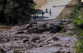 СМИ: число жертв прорыва дамбы в Бразилии возросло до 50