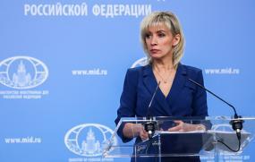 Захарова: назначение представителя США по Венесуэле является попыткой ввести управление