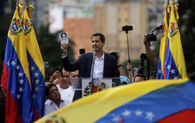 WSJ: лидер венесуэльской оппозиции объявил себя и.о. президента после сигнала из США