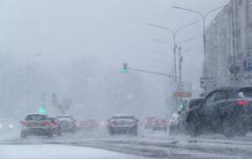 В Москве и Подмосковье начался самый продолжительный с начала зимы снегопад
