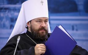 Митрополит Иларион выразил уверенность, что Исаакиевский собор передадут РПЦ