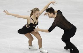 Российские фигуристы Степанова и Букин завоевали серебро в танцах на льду на ЧЕ