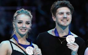 Тренеры Степановой и Букина рады положительной оценке со стороны Пападакис и Сизерона