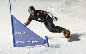 Сноубордист Соболев признался, что боялся подвести болельщиков на этапе КМ в Москве