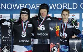 Тихомиров назвал неожиданностью бронзу Рогозина на этапе КМ по сноуборду в Москве