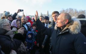 Путин: передать будущим поколениям всю правду о блокаде Ленинграда – долг современников