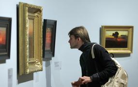Источник: картину Куинджи похитили из Третьяковской галереи