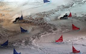 Тренер: российские сноубордисты на 200% выполнили задачу на этапе КМ в Москве