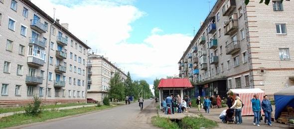 фото города Котласа