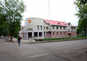 Город Котлас
