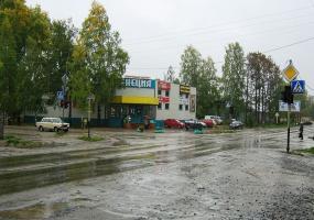 Торговый центр Венеция. Плесецк, Архангельской области.