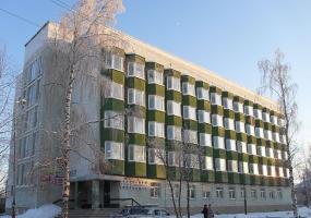 Гостиница Регина. Плесецк, Архангельской области.