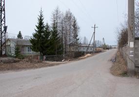 Улица Юбилейная. Плесецк, Архангельской области.