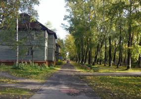 Бабье лето. Фото пейзажи - осень в Северодвинске.