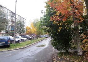 Осенняя пора. Фото пейзажи - осень в Северодвинске.