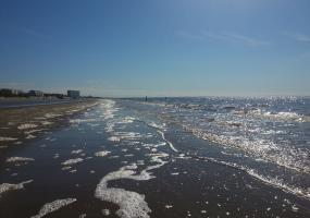 Ягры - белое море
