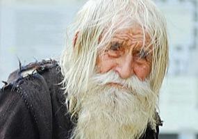 Дедушка Добре. Старость.