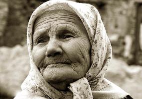 Годы - это цветы мудрости. Старость.