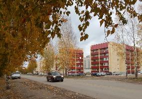 Бабье лето. Фото города Мирный.