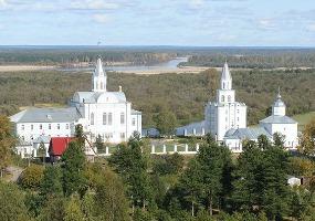 Коряжемский храмовый комплекс. Фото города Коряжма.