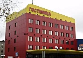 Коряжма, гостиница Виконда. Фото города Коряжма.