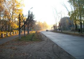 Утро в Коряжме. Фото города Коряжма.