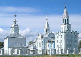Николо-Коряжемский монастырь. Фото города Коряжма.