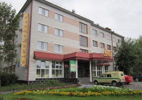 Гостиница «Уют». Фото города Новодвинск.