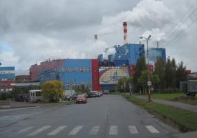 ЦБК. Фото города Новодвинск.