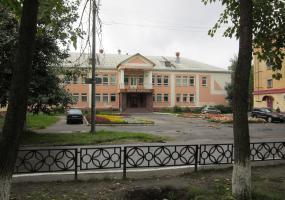 Школа искусств. Фото города Новодвинск.