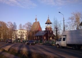 Церковь. Фото города Новодвинск.