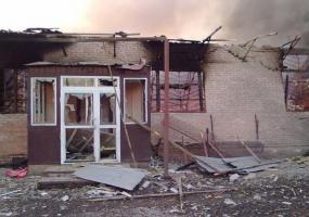 Новороссия - Макеевка. Война в Донбассе. Донбасс в огне.