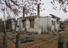 Село Хрящеватое. Война в Донбассе. Донбасс в огне.