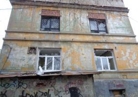 Донецк, больница №18. Война в Донбассе. Донбасс в огне.