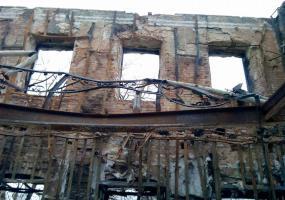 Храм Св. Иоанна Кронштадтского. Война в Донбассе. Донбасс в огне.