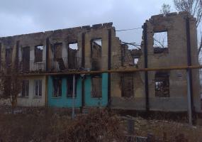 Первомайск. Война в Донбассе. Донбасс в огне.